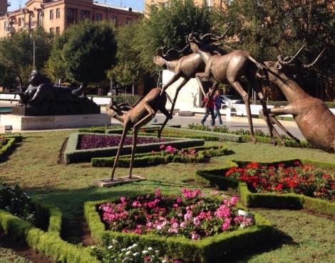 L'Arménie de Bernard Challandes
