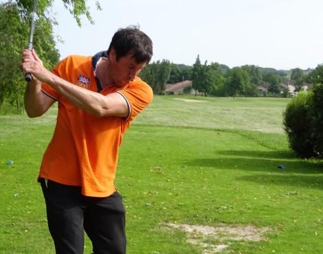 L'appel du golf