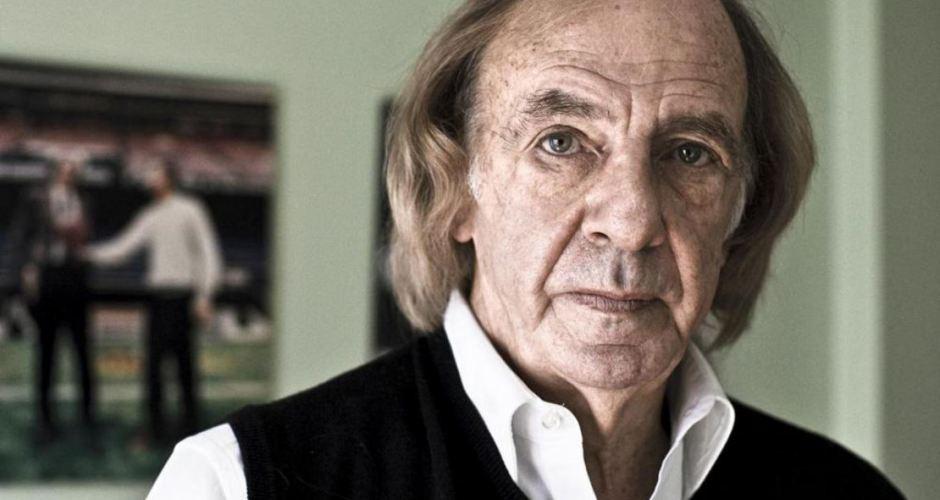 Portrait de César Luis Menotti, légende argentine
