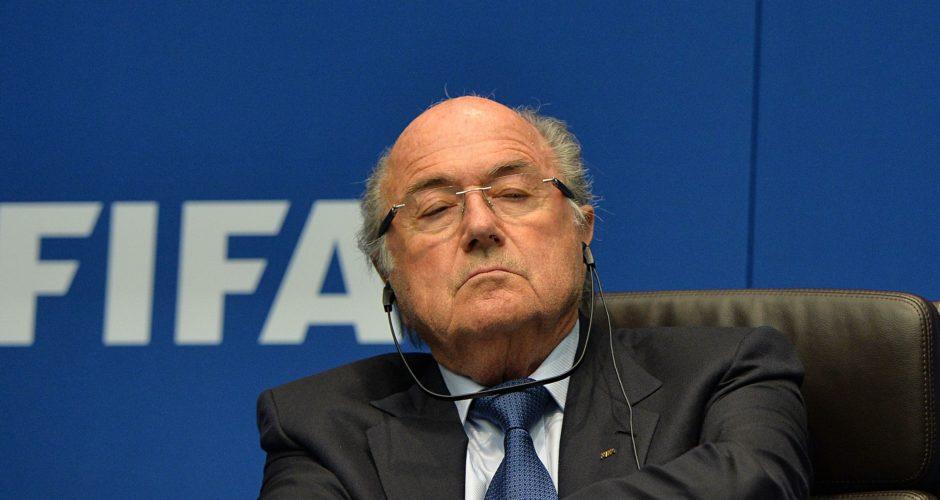 Comment Sepp Blatter a sauvé le football de l'ennui